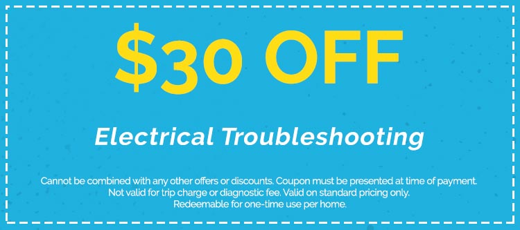 Electrical Troubleshooting Coupon