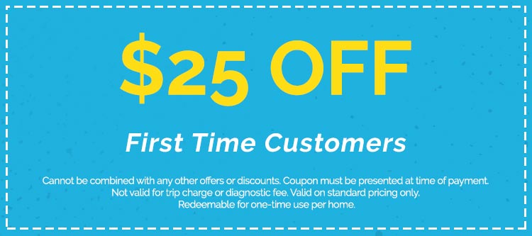 Discounts for First Time Customers
